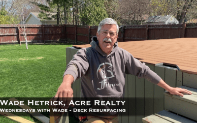 Wednesdays with Wade-DIY Decking